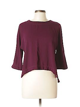 Zara 3/4 Sleeve Blouse Size M