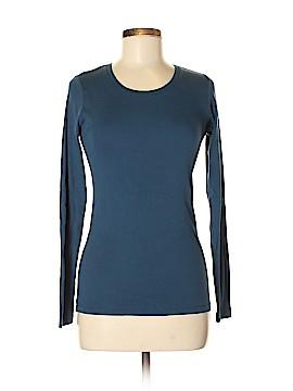Caslon Long Sleeve T-Shirt Size M (Petite)