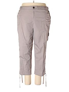 DressBarn Cargo Pants Size 24 (Plus)