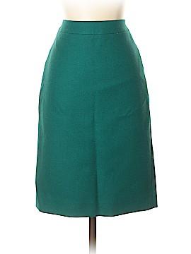 J. Crew Wool Skirt Size 00