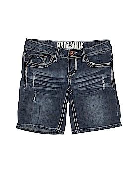 Hydraulic Denim Shorts Size 5