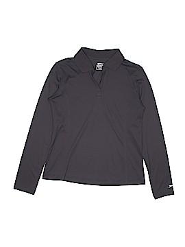 Slazenger Long Sleeve Polo Size M