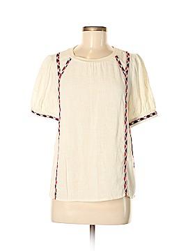 Deby Debo Short Sleeve Blouse Size M
