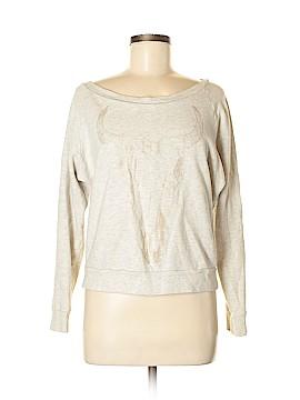 Haute Hippie Sweatshirt Size Med - Lg