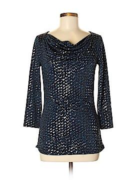 Dana Buchman 3/4 Sleeve Top Size XS