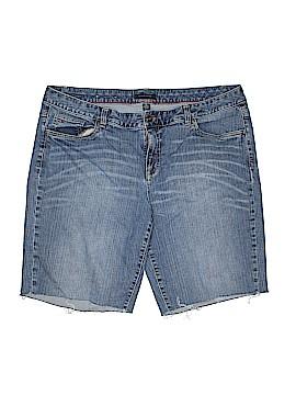 Tommy Hilfiger Denim Shorts Size 18 (Plus)