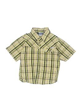 Columbia Short Sleeve Button-Down Shirt Size 4 - 6