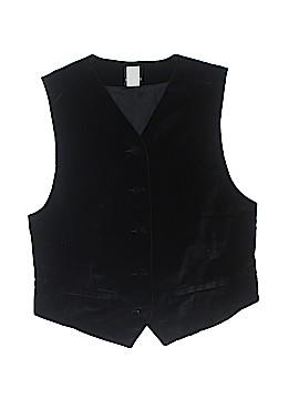 Lizsport Tuxedo Vest Size 8
