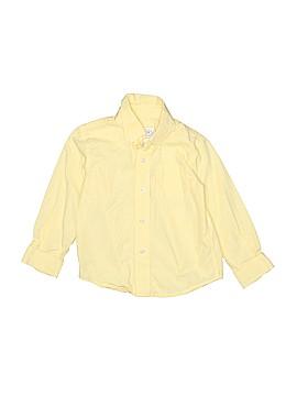 Talbots Kids Long Sleeve Button-Down Shirt Size 3