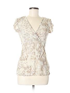 Younique Short Sleeve Blouse Size M