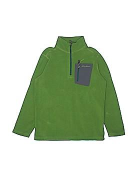 Eddie Bauer Fleece Jacket Size 10