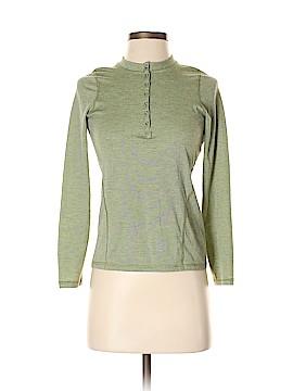 Mountain Hardwear Long Sleeve Henley Size XS