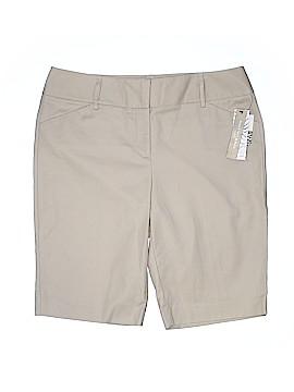 Dana Buchman Khaki Shorts Size 14