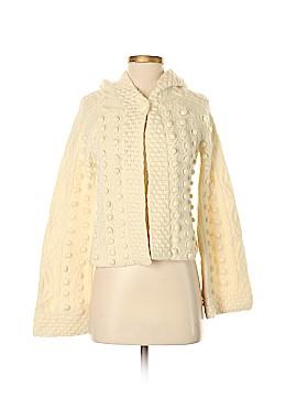 Catherine Malandrino Wool Cardigan Size S