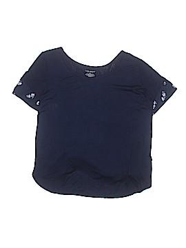 Lane Bryant Outlet Short Sleeve Top Size 16 - 14 Plus (Plus)