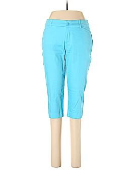 St. John's Bay Casual Pants Size 8 (Petite)