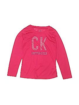 Calvin Klein Long Sleeve T-Shirt Size 7 - 8