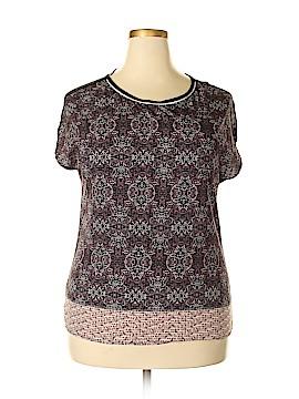 Esprit Short Sleeve Blouse Size XXL