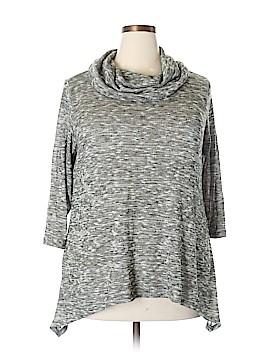 Avenue Pullover Sweater Size 3X (Plus)