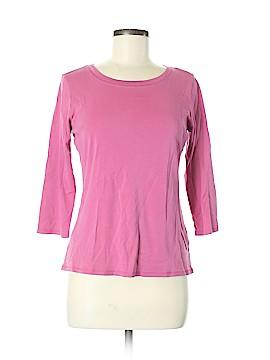 J.jill 3/4 Sleeve T-Shirt Size M (Petite)