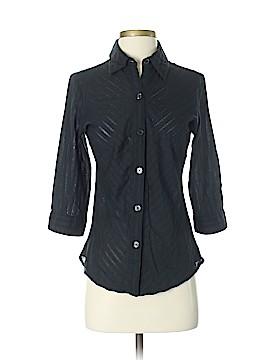 Gap 3/4 Sleeve Button-Down Shirt Size S