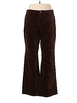 Gap Velour Pants Size 20 (Plus)