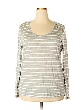 Lou & Grey Long Sleeve Top Size XL