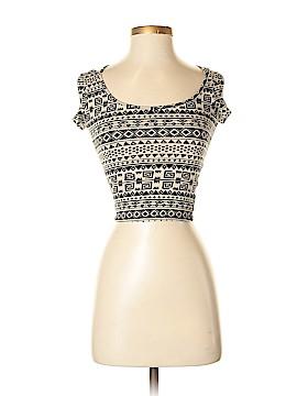 LA Hearts Short Sleeve Top Size XS
