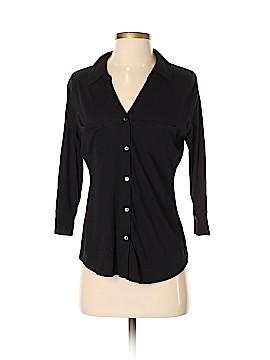 Express 3/4 Sleeve Button-Down Shirt Size S (Petite)