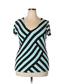 Dana Buchman Short Sleeve T-Shirt Size XXL