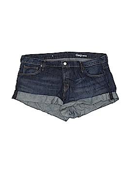 Gap Denim Shorts Size 20 (Plus)