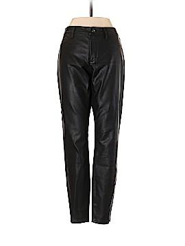 Banana Republic Factory Store Faux Leather Pants Size 4