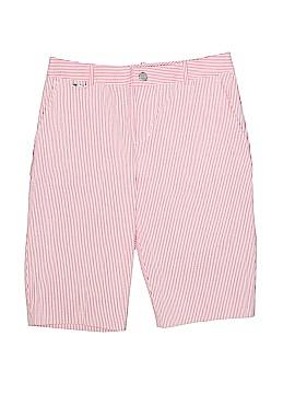 L-RL Lauren Active Ralph Lauren Khaki Shorts Size 2