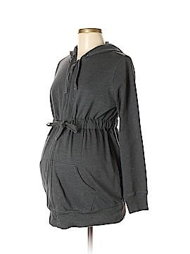 Liz Lange Maternity for Target Zip Up Hoodie Size M (Maternity)