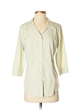 ExOfficio 3/4 Sleeve Button-Down Shirt Size S