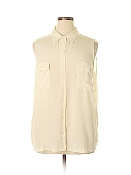 Victoria's Secret Sleeveless Silk Top Size XL
