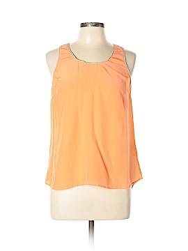 Maeve Sleeveless Silk Top Size 12