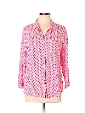Grand & greene Long Sleeve Button-Down Shirt Size XL