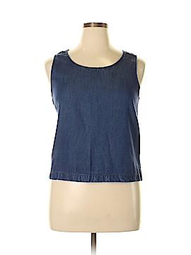 Nordstrom Sleeveless Blouse Size XL (Petite)