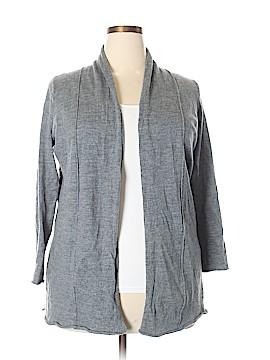 Cynthia Rowley TJX Wool Cardigan Size 2X (Plus)
