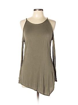 Boohoo Boutique Long Sleeve T-Shirt Size 8