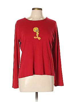 Warner Bros Long Sleeve T-Shirt Size L