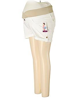 Rumor Has It! - Maternity Denim Shorts Size L (Maternity)