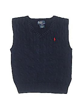 Polo by Ralph Lauren Sweater Vest Size 4/4T