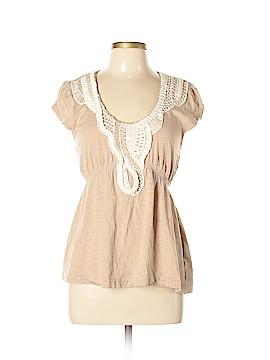 Baraschi Short Sleeve Top Size L