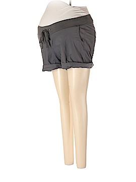 Old Navy Khaki Shorts Size S (Maternity)