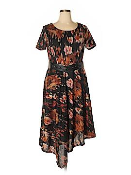 Carmen Carmen Marc Valvo Casual Dress Size 16