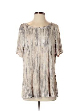 Lisa Rinna Short Sleeve Top Size M