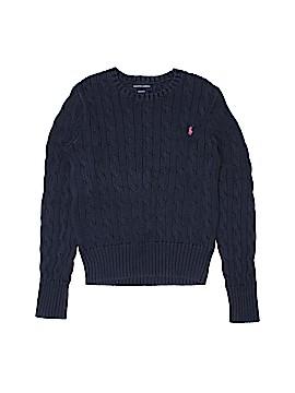 Ralph Lauren Pullover Sweater Size 10