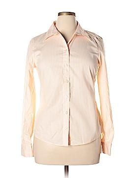 Banana Republic Long Sleeve Button-Down Shirt Size 14